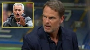 Video: Jose Mourinho Destroys Frank De Boer Over Marcus Rashford